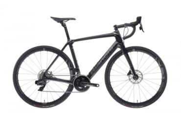 2021 Bianchi Infinito CV Disc Force eTap AXS – Black Gloss (CENTRACYCLES)