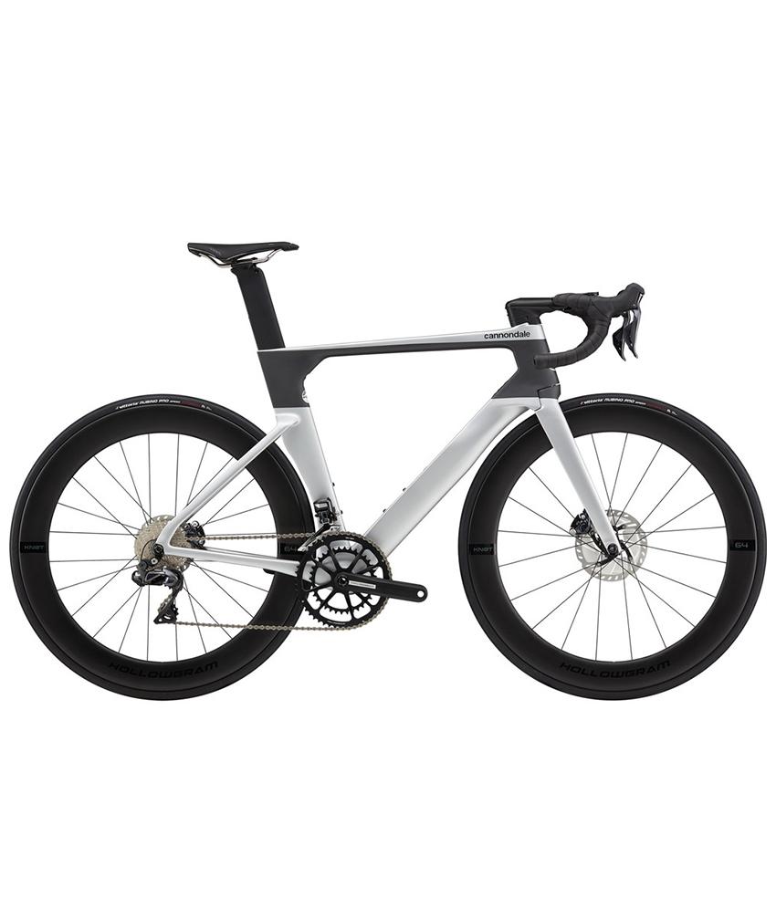 2021 Cannondale SystemSix Hi-MOD Ultegra Di2 Disc Road Bike (Price USD 5900)