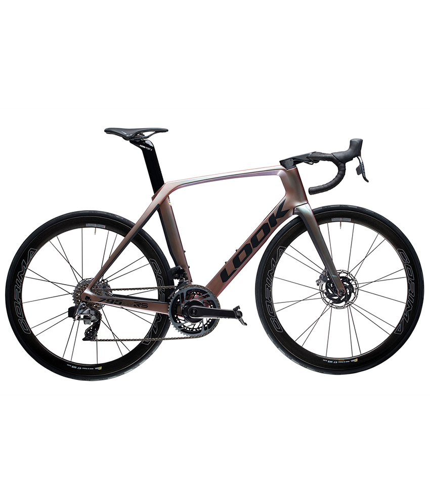 2021 Look 795 Blade RS Disc Red AXS Road Bike (Price USD 6600)