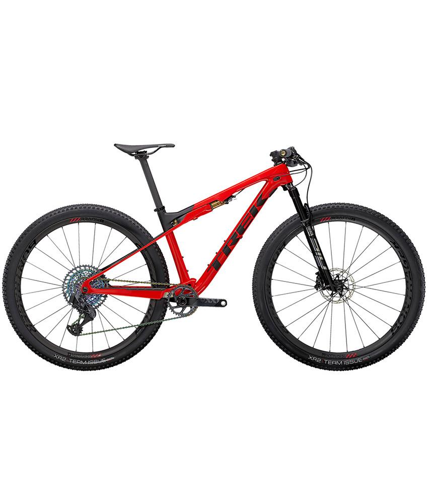 2021 Trek Supercaliber 9.9 XX1 AXS Mountain Bike (Price USD 6600)