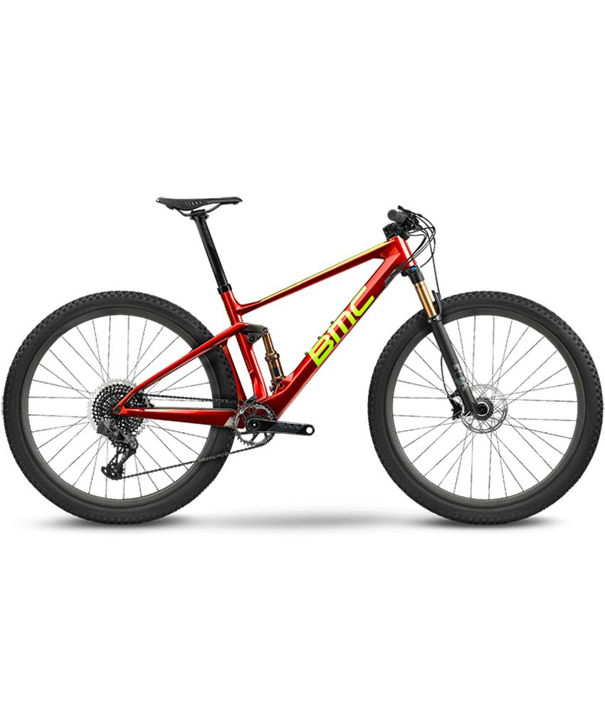 2022 BMC Fourstroke 01 One Mountain Bike (Price USD 6900)