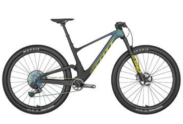 2022 Scott Spark RC World Cup EVO AXS Mountain Bike (Price USD 6000)