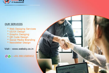 Freelance Graphic Designer & Web Designer New Delhi – Web Sky